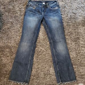 Womens Silver Jeans 29x32